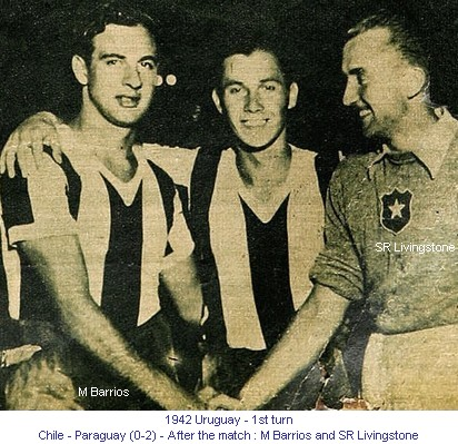 CA_01100_1942_1st_turn_Chile_Paraguay_After_the_match_M_Barrios_and_SR_Livingstone_en.jpg