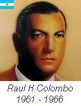 Raul H Colombo