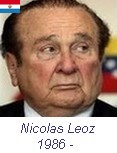 Nicolas Leoz