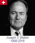 Joseph Sepp Blatter