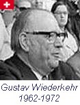 Gustav Wiederkehr
